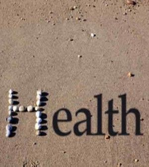 a beach photo conveying importance of health and fitness in family