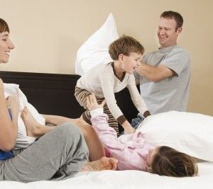 family members trying to cope family stress