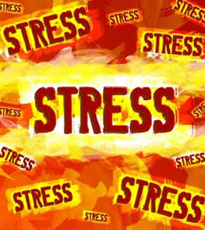 Stress in the Family