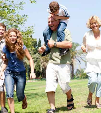 Role of Grandparents in the Family