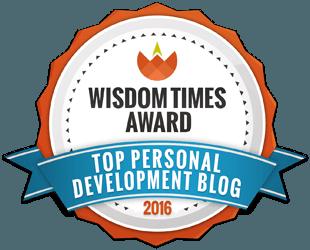 Aha!NOW Wisdom Times Awards Personal Development 2016