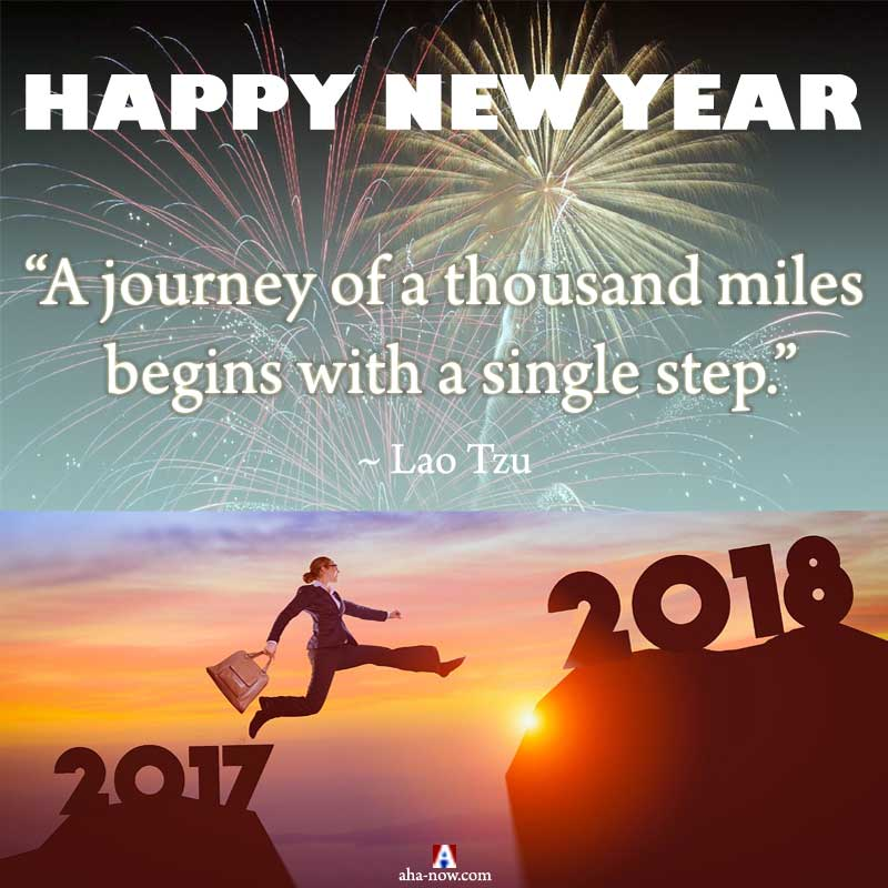 Starting a new life in the New Year