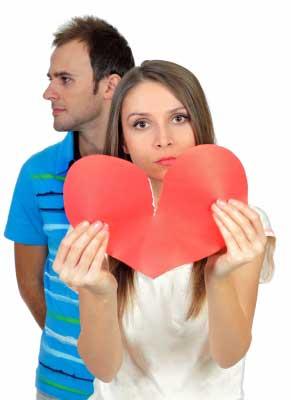 break up love relationship