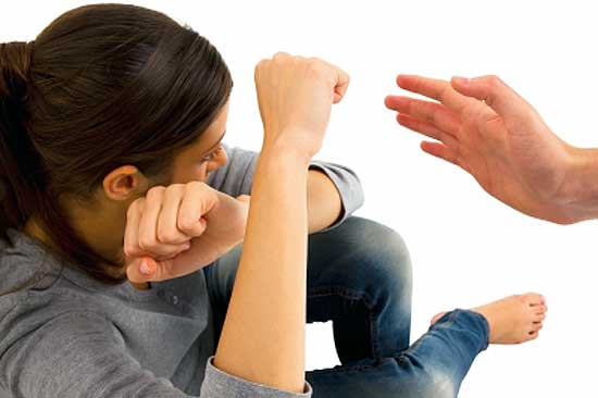 teenager girl in love problem being abused