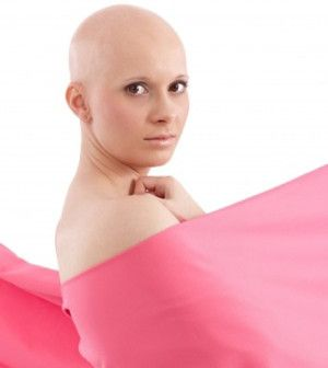 Women posing to create awareness for breast cancer prevention