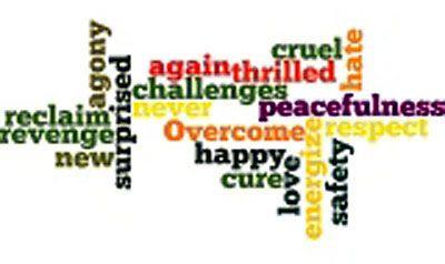emotion words for social media
