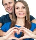 Couple show that it is easy to find love