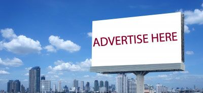 advertise billboard