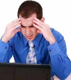 Blogging problem upset blogger