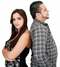 couple in relationship problem