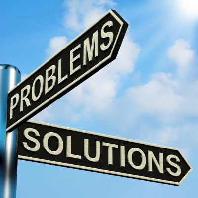 sharing your problems and solutions