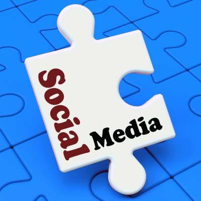 piece of social media puzzle