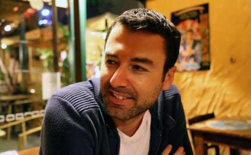 Closeup photo of Yaro Starak