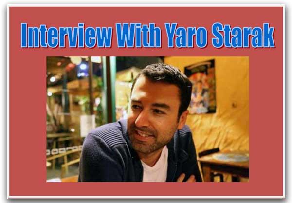 PDF cover of Yaro Starak Interview