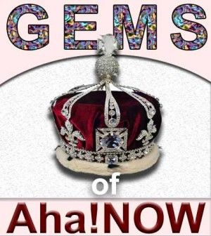 picture showing crown with gems of ahanow written