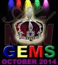 GEMS poster of Aha!NOW Blog Community