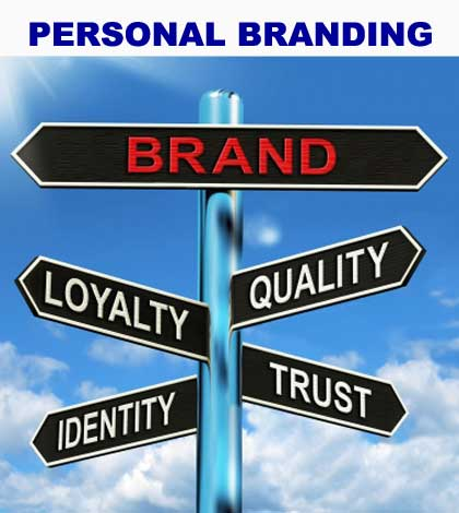 Six Easy Steps to Success with Personal Branding
