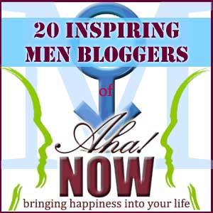 Image of the Top 20 inspiring bloggers of Aha!NOW
