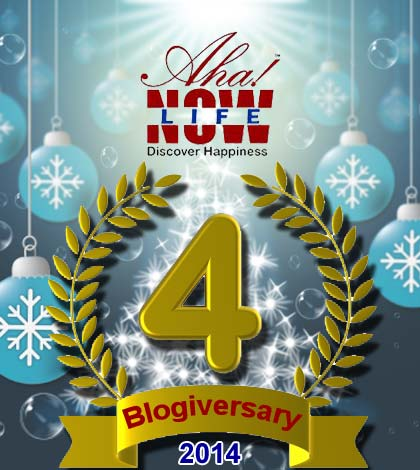 9 Lessons From 4 Years of Blogging (Blogiversary Post)