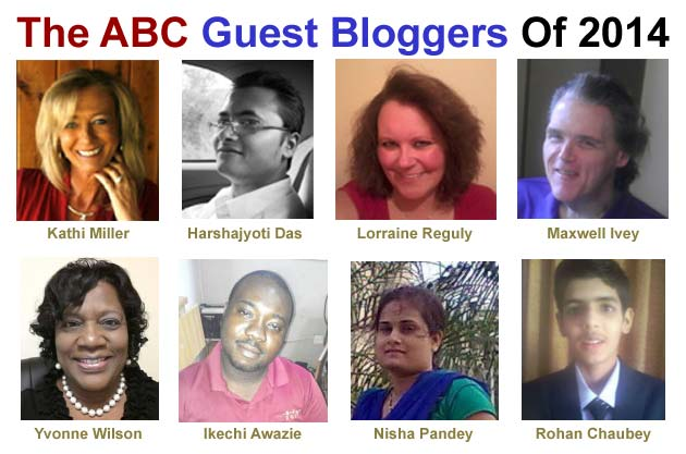 The guest bloggers at the ABC