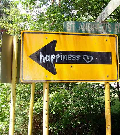 Why Our Ideas About Happiness Are Backwards
