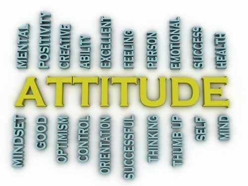 Definition of Attitude