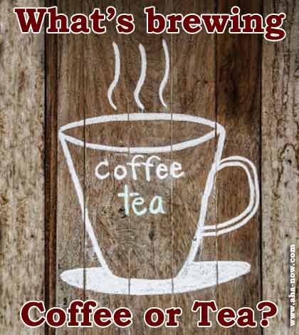 Health Benefits Of Coffee And Tea Revealed (Infographic)
