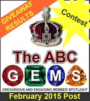 The ABC Gems banner of February 2015