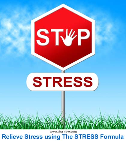 6 Steps To Relieve Stress Using The STRESS Formula