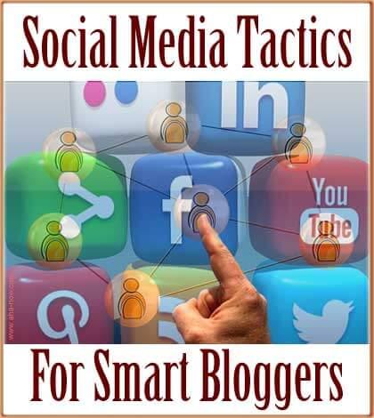 7 Untapped Social Media Tactics For Smart Bloggers