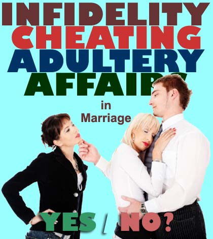 Shocking Facts About Infidelity In Marriages [Infographic]