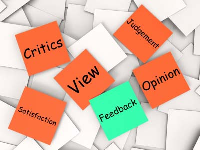 Various reasons for commenting on blogs