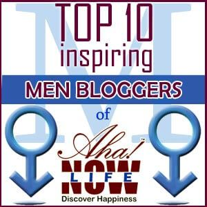 Inspiring Mens Bloggers Award