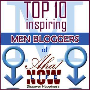 Inspiring Mens Bloggers Award