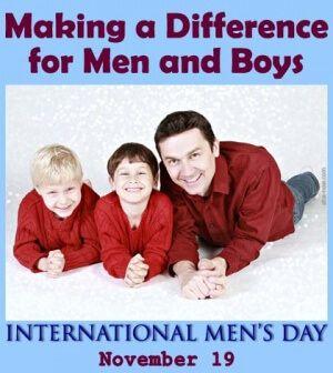 Inspiring men bloggers on International Mens Day