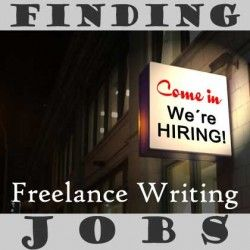 7 Ways to Find Freelance Writing Jobs