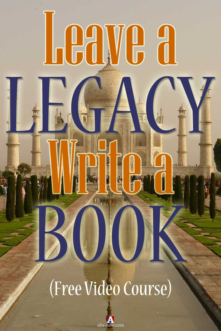 Book writing quote on the image of Taj Mahal