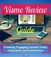Visme review and guide for creating engaging content