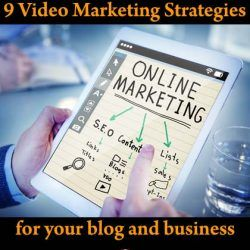 9 Video Marketing Strategies to Hit a Homerun