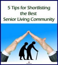 5 Tips for Shortlisting the Best Senior Living Community