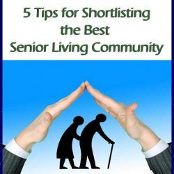 5 Tips for Shortlisting the Best Senior Living Community in India