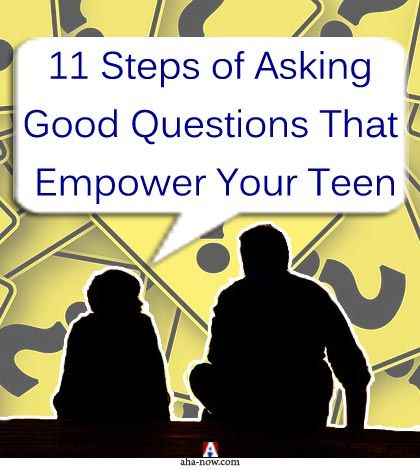 Consider, relationship questions for teens