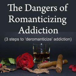 Exposed – The Dangers of Romanticizing Addiction