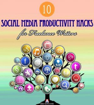 10 Social Media Productivity Hacks for Freelance Writers