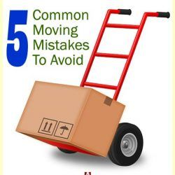 5 Common Moving Mistakes To Avoid Upon Relocation