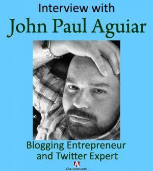 Interview with John Paul Aguiar