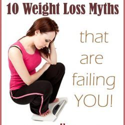 Top 10 Weight Loss Myths That Seriously Need To Die