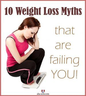 Top 10 Weight Loss Myths That Are Failing You