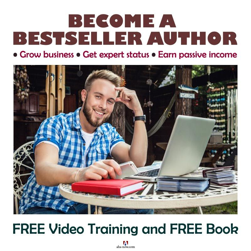 How to become a best selling author in 2017