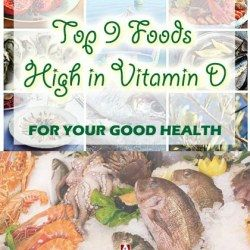 9 Vitamin D Rich Foods that You Should Eat for Good Health